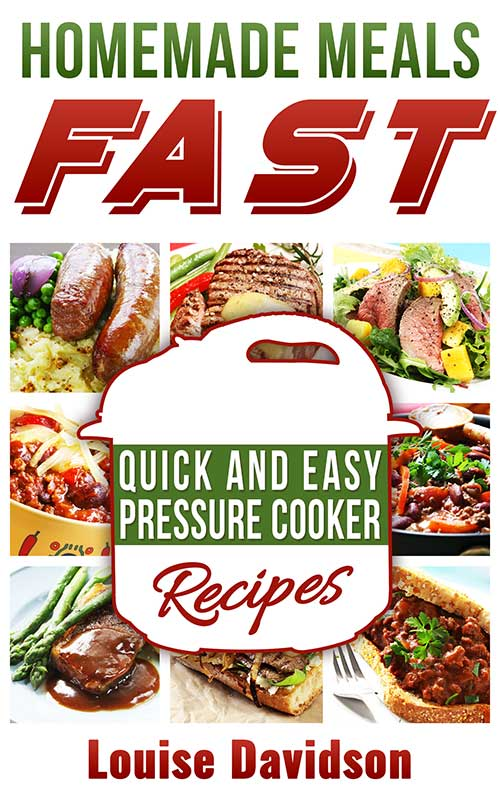 Homemade Meals Fast - The Cookbook Publisher